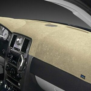 For Chevy Corvair Truck 61 64 Dash Designs Brushed Suede Mocha Dash Cover