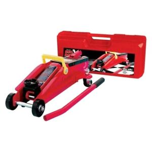 Torin T82012 Big Red 2 Ton Hydraulic Trolley Jack W Plastic Case