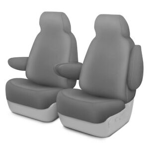 For Chevy Impala 00 05 Genuine Neoprene 1st Row Gray Custom Seat Covers