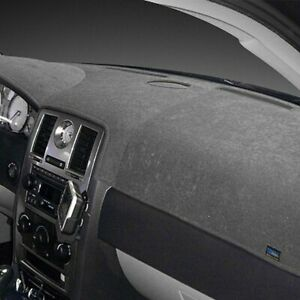 For Ford Galaxie 500 65 66 Dash Designs Brushed Suede Charcoal Dash Cover