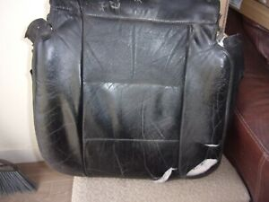 Bmw E34 Parchment Front Seat Bottom Cushion Left Right 1991 1992 Oem
