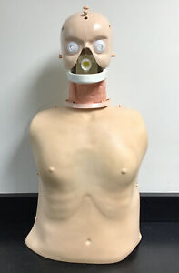 Laerdal Resusci Adult Manikin Torso Emt Cpr Medical Trainer Simulator 31002601