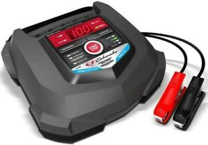 Schumacher Sc1280 6 12v 15 Amp Rapid Battery Charger 3amp Maintainer Auto Marine