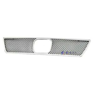 For Honda Element 2003 2006 Apg 1 pc Chrome Polished 1 8mm Wire Mesh Main Grille
