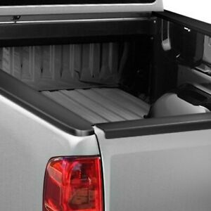 For Toyota Tacoma 1996 2004 Westin 72 01791 Textured Black Tailgate Bed Cap