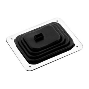Mr Gasket 9648 Small Square Shifter Boot