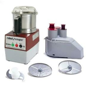 Robot Coupe R2n Ultra 3 Qt Commercial Food Processor