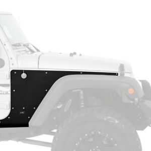 For Jeep Wrangler Jk 18 Xrc Textured Black Front Fender Flat Armor Skins