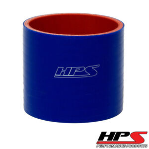 Hps 1 25 Id 4 Long High Temp 4 Ply Reinforced Silicone Straight Coupler Hose