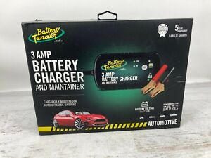 Battery Tender 3amp Smart Battery Charger And Maintainer