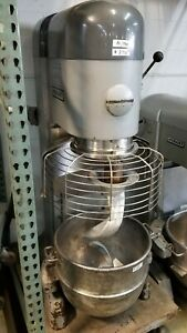 Hobart M802 80 Qt Mixer W Attachments