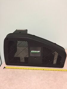 Dayton Speedaire 2hp 30 Gal Air Compressor Belt Guard Shield 4b234b Cover Plate