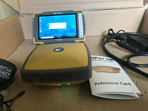 Topcon Hiper Sr Network Rover With Fc 5000 With Pocket 3d