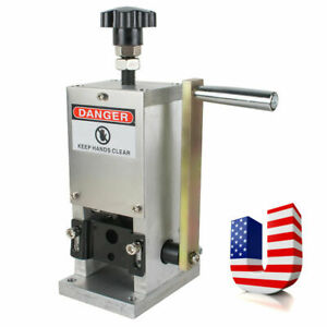 Usa Manual Wire Cable Stripper Stripping Machine For Wire Recycle Machine Fda