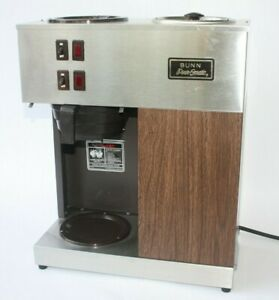 Bunn o matic Vpr Pour Over Commercial Coffee Maker