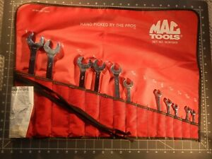 Mac Tools 12pc Sae 6 Point Combination Wrench Set 1 4 1 Ch Ch32r 6pt Minus 3