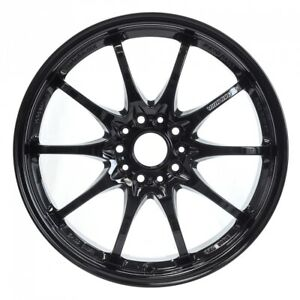 Rays Volk Racing Ce28n 18x9 5 40 5x114 3 Black Set Of 4 Bnib