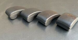 Lot Of 4 Brand New Auto Body Wedge Dollies 3 Pounds 2 Oz Each Unfinished U S A