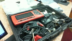 Snap On Solus Auto Scanner With Personality Keys And Adapters