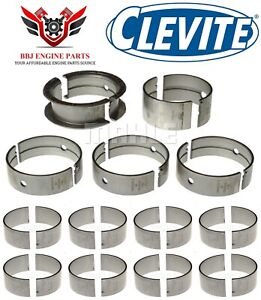 Dodge Chrysler Mopar 340 Clevite Rod And Main Bearings 1968 1973