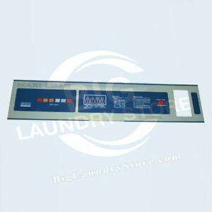 T600 Nameplate Front Label Compatible With Dexter Washer 9412 076 006
