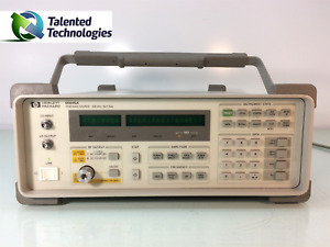 Hp 85645a 300khz 26 5ghz Tracking Source