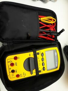 Ideal Model 61 340 Test pro Digital Multimeter