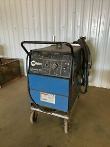 Miller Deltaweld 300 Gmaw Mig Welding Power Source