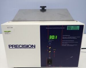 Precision Digi Controlled 280 Series 1 5g Waterbath Model Tested New Cosmetic