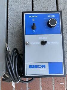 Bison Drives Dc Motor Speed Controller 170 343 0003 Pre Owned