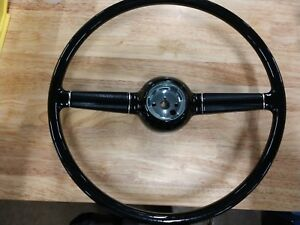 40 Ford Steering Wheel With Horn Button