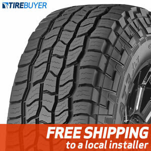 4 New Lt285 75r17 10 Ply Cooper Discoverer At3 Xlt Tires 121 S A T3