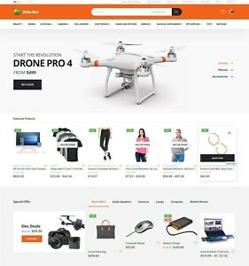 Amazon Ebay Affiliate Dropship Website For Sale Free Hosting With Ssl
