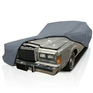 cct Semi Custom Fit Car Cover For Lincoln Continental Mark V 1977 1978 1979