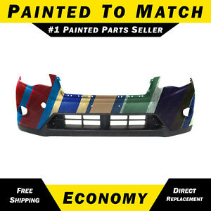 New Painted To Match Front Bumper Cover Fascia For 2013 2015 Subaru Xv Crosstrek