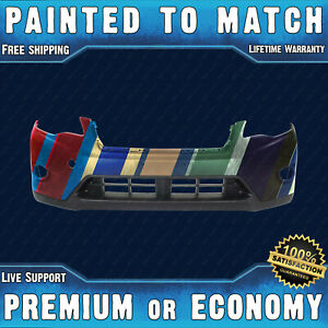New Painted To Match Front Bumper Cover For 2013 2014 2015 Subaru Xv Crosstrek
