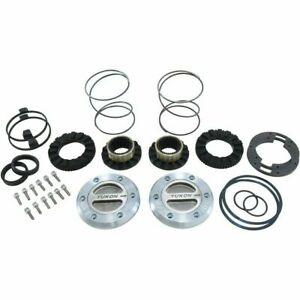 Yukon Yhc70001 Locking Hub Set For Dana 60 35 Spline 79 91 Gm 78 97 Ford 79 93 D
