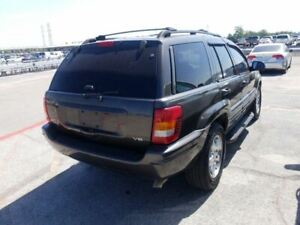 Driver Front Seat Bucket Lhd Leather 10 Way Fits 00 04 Grand Cherokee 1152197