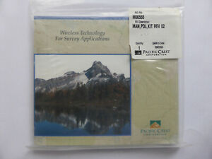 Trimble Hpb Pdl Pacific Crest User s Guide Software On Cd rom