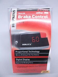 New Hopkins Towing Solutions 47294 Agility Trailer Brake Control
