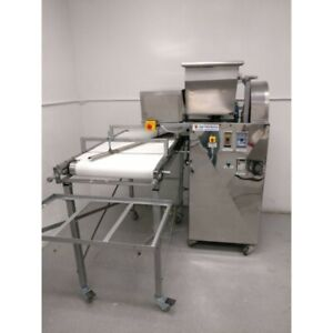 For Canada Only Slightly Used Automatic Wheat Dough Cutter And Rounder