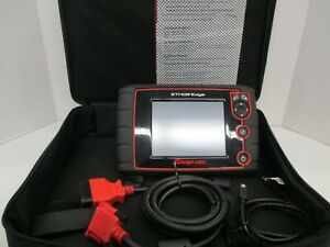Snap on Ethos Edge Eesc332a Diagnostic Scanner Touchscreen Bundle 19 2