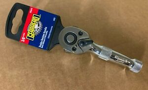 Gearhead 3 8 Drive Quick Release Reversible Stubby Ratchet Handle Gh6018