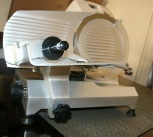 Globe C10 10 Chefmate Manual Electric Food Slicer Light Duty hp 1 4 Amps 2 5