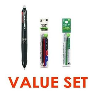 Pilot Frixion Ball 4 Click Retractable 4 Color Gel Ink Erasable Murti Pen 0 5