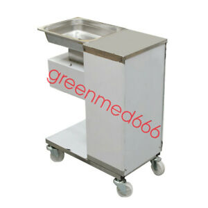 Commercial Electric Meat Cutter Mini Meat Slicer Meat Processing Equipment 550w