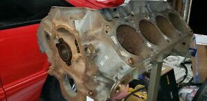 Ford 351w Windsor Roller Bare Engine Block