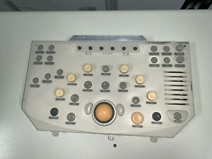 Philips Iu22 F 1 Cart Ultrasound 453561384384 Cpui Control Panel 453561197512a