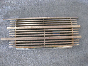 Used 1940 Ford Dash Speaker Grill