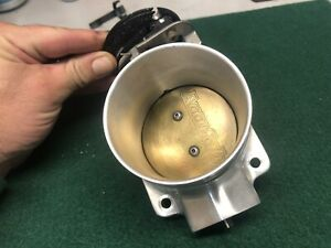 Accufab Throttle Body Mustang